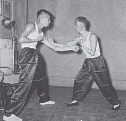 2 Man Training 1