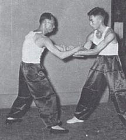 2 Man Training 2
