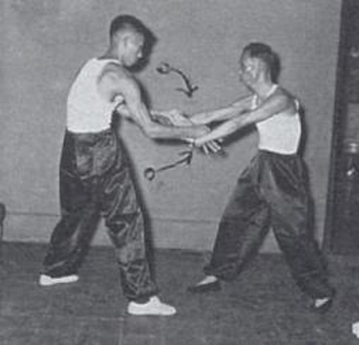 2 Man Training 3