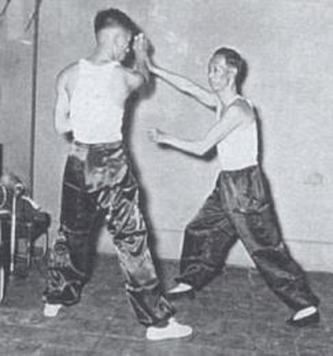 2 Man Training 4